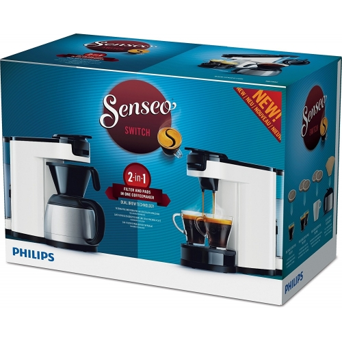 philips hd7892 00 senseo switch white kaffeemaschine f r. Black Bedroom Furniture Sets. Home Design Ideas